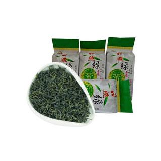 散装炒青浓香型绿茶500g