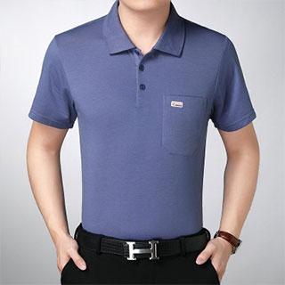 全棉短袖T恤爸爸装