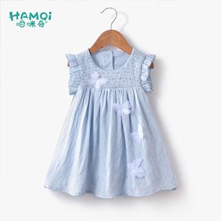 哈咪奇女宝宝连衣裙