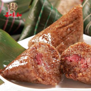 五味和真空鲜肉粽子150克*10