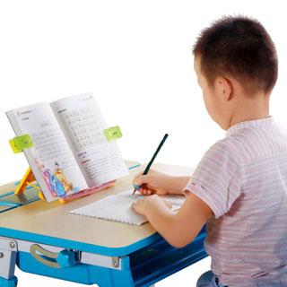 简易桌上阅读读书架
