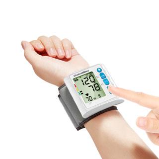 超思手腕式电子量血压计