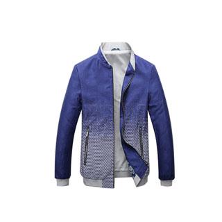 海澜之家剪标夹克运动服