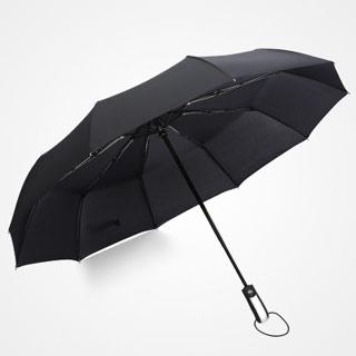 全自动晴雨双用10骨雨伞
