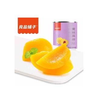 网红零食黄桃果捞300g