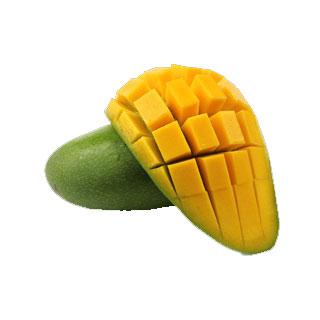 新鲜甜心芒果3斤装