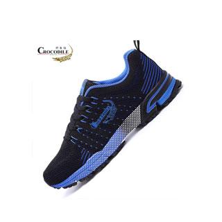 鳄鱼恤跑步运动鞋子
