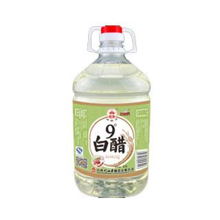 四眼井9度食用白醋4.5L