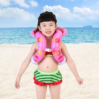 小孩泳圈腋下圈浮圈