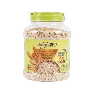 免煮无蔗糖原味燕麦片