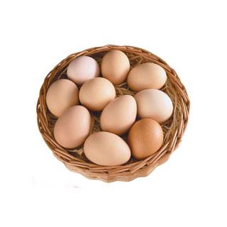 土鸡蛋农家散养新鲜30枚