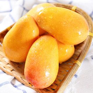 广西大台农香甜芒果10斤