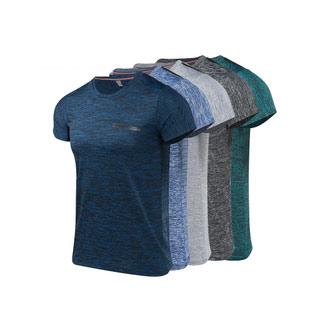 健身速干短袖运动T恤