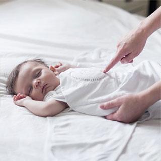 美国进口婴儿助眠包巾