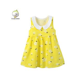 婴幼儿纯棉连衣裙