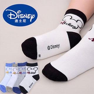 迪士尼儿童袜子夏季短袜