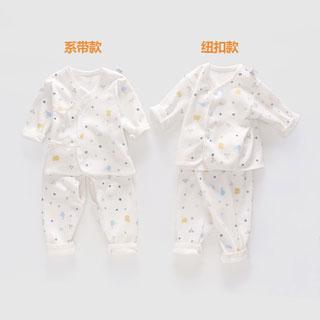 纯棉宝宝内衣+裤子