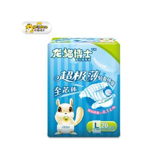 龙猫博士纸尿裤S30片