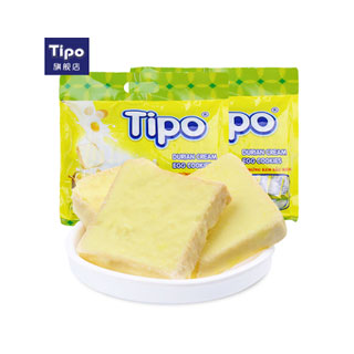 进口TIPO面包干300g*2包