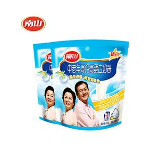 中老年人高钙牛奶粉400g*2袋