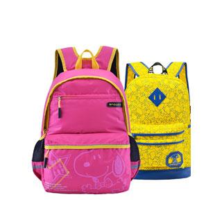 儿童大容量双肩背包