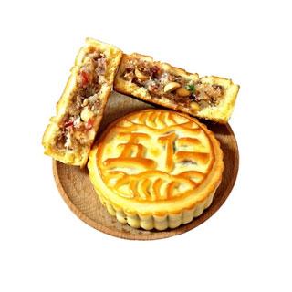 东北老式传统月饼10个