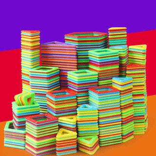 磁力片积木儿童玩具