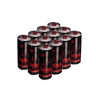 中粮嗨棒能量饮料12罐