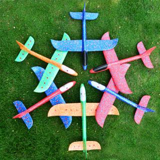 儿童玩具模型泡沫飞机