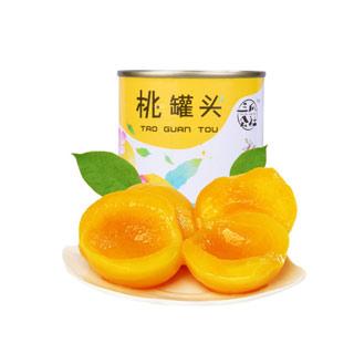 砀山黄桃罐头425g*5
