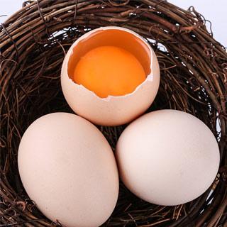 30枚天然土鸡蛋农家散养