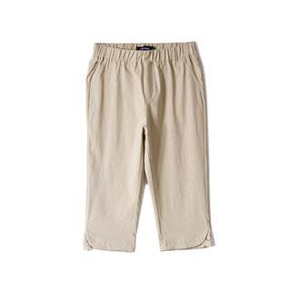 迪葵纳妈妈装休闲裤