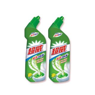 威王马桶清洁500g*2瓶