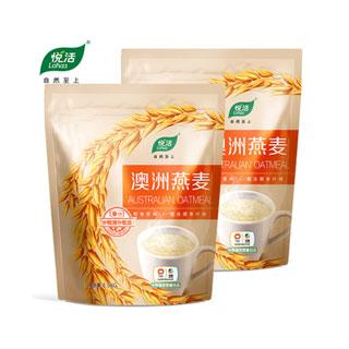 中粮悦活澳洲燕麦片1500g