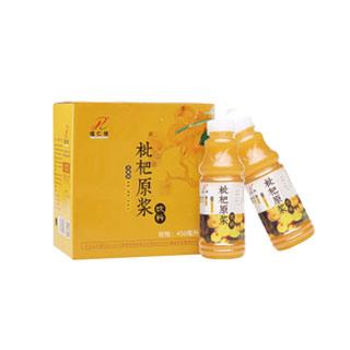 福仁缘枇杷果汁450ml*6