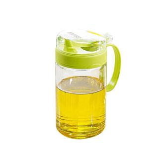 茶花油壶玻璃防漏酱油瓶