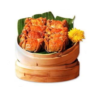 阳澄湖大闸蟹礼盒3.5两8只