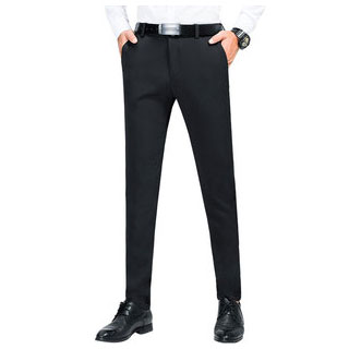 弹力男士商务休闲西裤