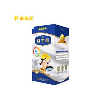金百合婴幼儿童益生菌12袋