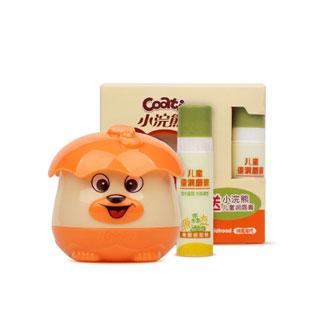 小浣熊儿童滋养润肤面霜