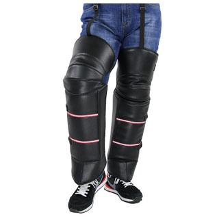 摩托车护膝保暖加厚护腿