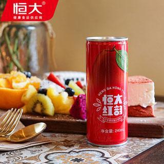 果汁饮料整箱热饮240ml*6罐