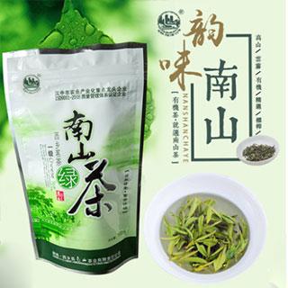 汉中绿茶南山茶毛尖茶100g
