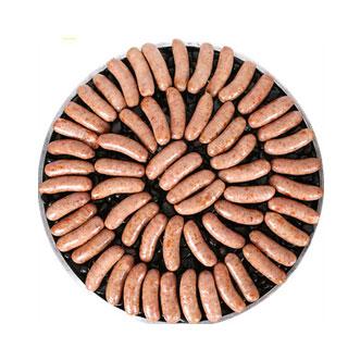 纯肉肠火山石烤肠原味1.5kg