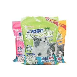 宠物天然豆腐猫砂6.5L