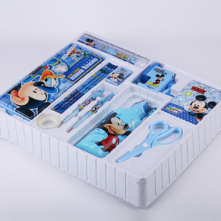 迪士尼六一文具礼盒套装