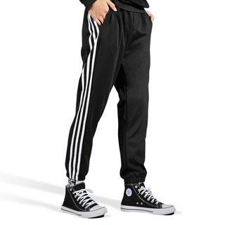 阿迪达斯同款休闲裤