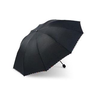 超值晴雨双用雨伞!