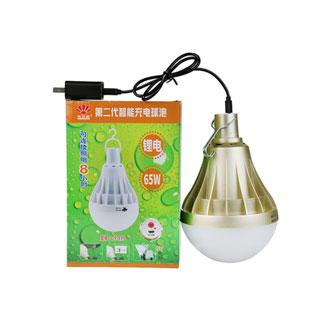 充电灯泡家用移动神器夜市灯