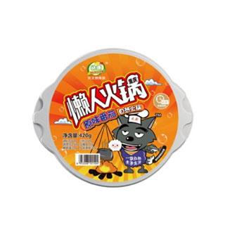 懒人速食牛肉自热小火锅